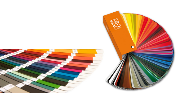 Ral Colour Chart Tipperary Glass